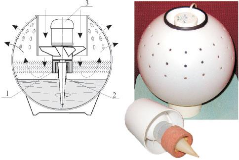 Схема конструкции и общий вид