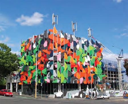 Офисное здание PixelBuilding, Мельбурн