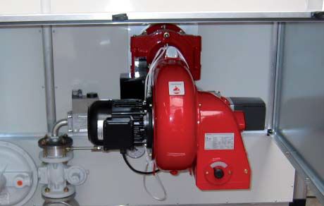 Газовый теплообменник в приточной установке выбор пластинчатого теплообменника