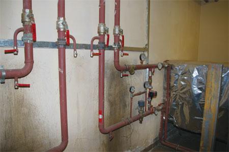 Обвязка теплообменника приточной установки теплообменник тор3 68 цена