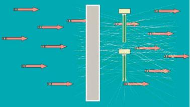 Принцип работы бактерицидной установки без отражателей