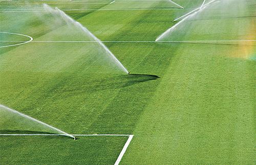 Системы полива для садов и газонов