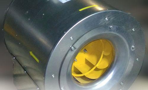 Радиальный вентилятор с круглым корпусом. Основные особенности и преимущества | АВОК