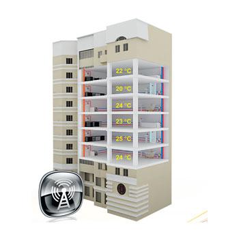 Сбережение тепловой энергии на объектах ЖКХ c применением технологии «Интернет вещей» и Wi-Fi-датчиков температуры