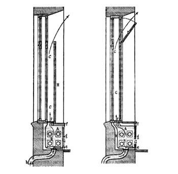 Приточная вентиляция системы И. Флавицкого